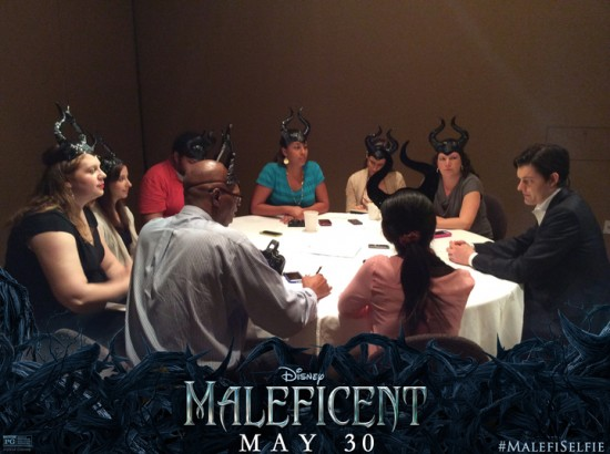 Disney's #Maleficent, and my interview with Sam Riley