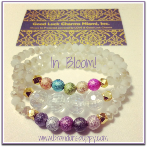 In Bloom by GLCM giveaway