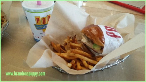 PDQ Cali Club Sandwich